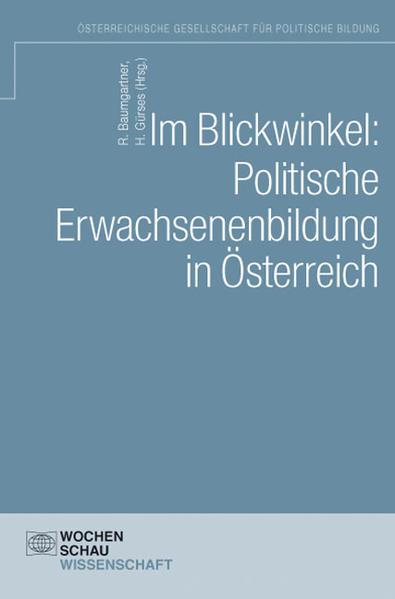 Im Blickwinkel: Politische Erwachsenenbildung in Österreich - Coverbild