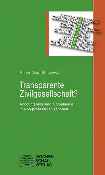 Transparente Zivilgesellschaft? - Coverbild