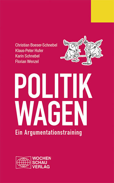 Politik wagen - Coverbild