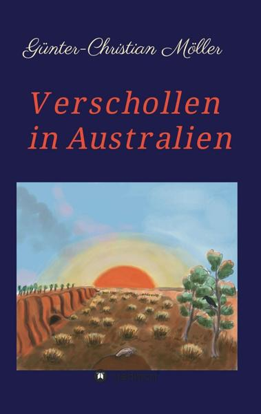 Verschollen in Australien - Coverbild