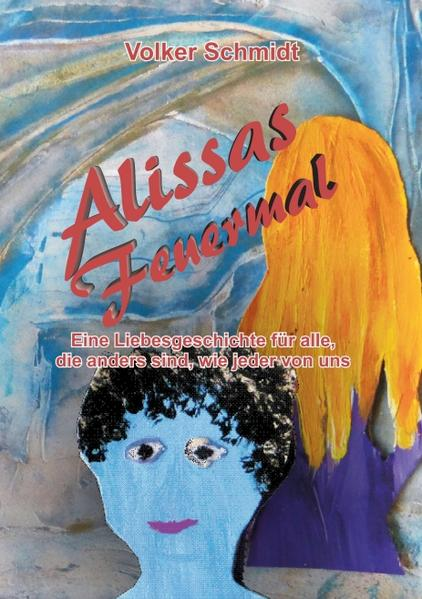 Alissas Feuermal - Coverbild