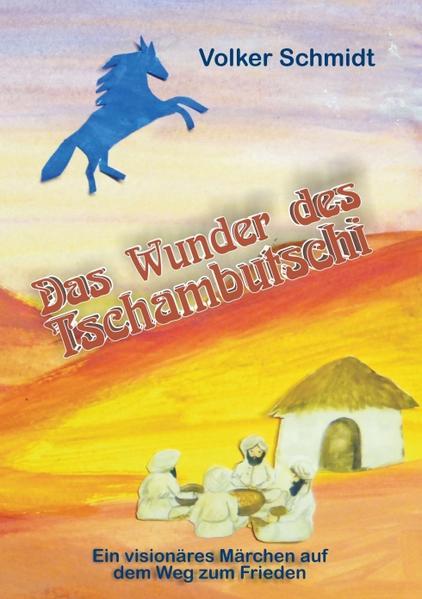 Das Wunder des Tschambutschi - Coverbild