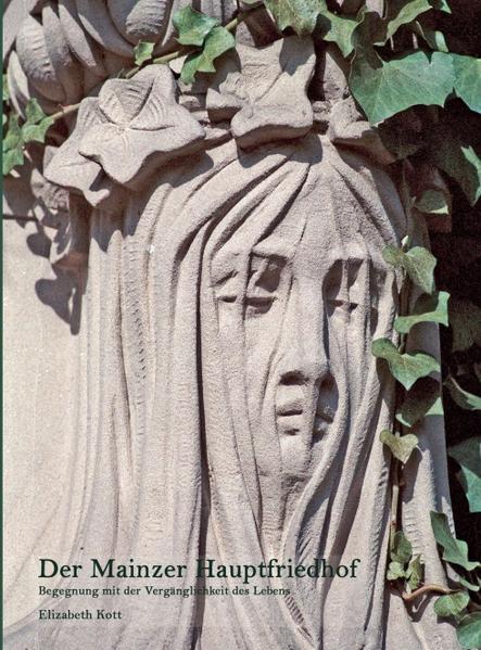 Der Mainzer Hauptfriedhof - Coverbild