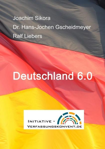 Deutschland 6.0 - Coverbild