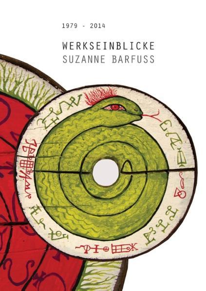 Werkseinblicke Suzanne Barfuss - Coverbild