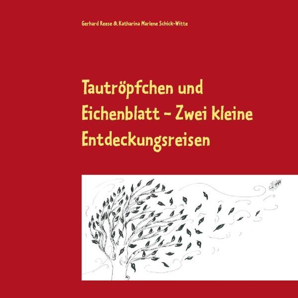 Tautröpfchen und Eichenblatt - Coverbild