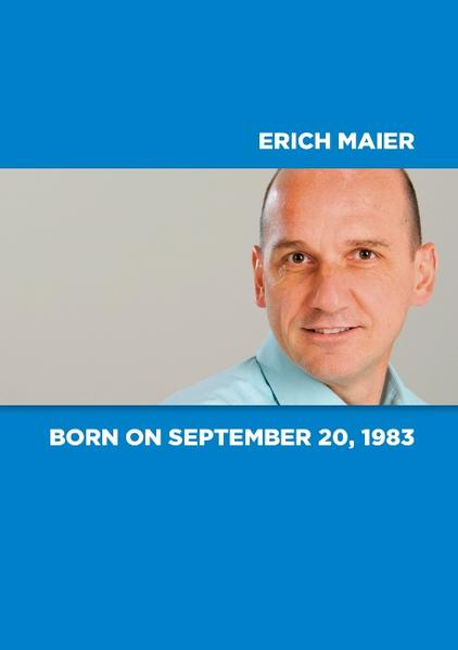Born on September 20, 1983 - Coverbild