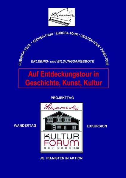Auf Entdeckungstour in Geschichte, Kunst und Kultur - Coverbild