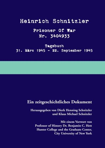 Prisoner of war - Coverbild