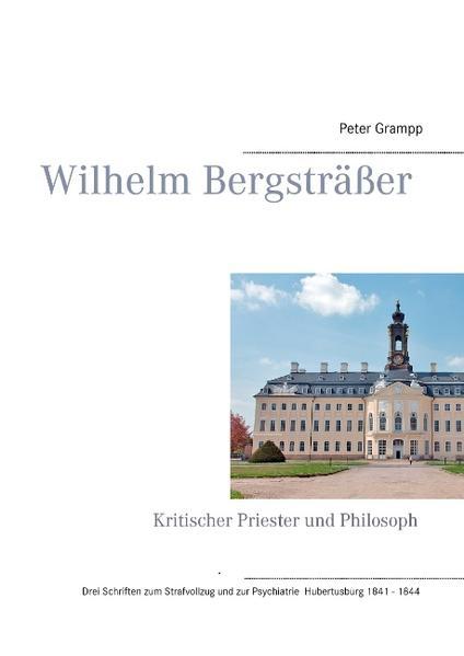 Wilhelm Bergsträßer - Coverbild