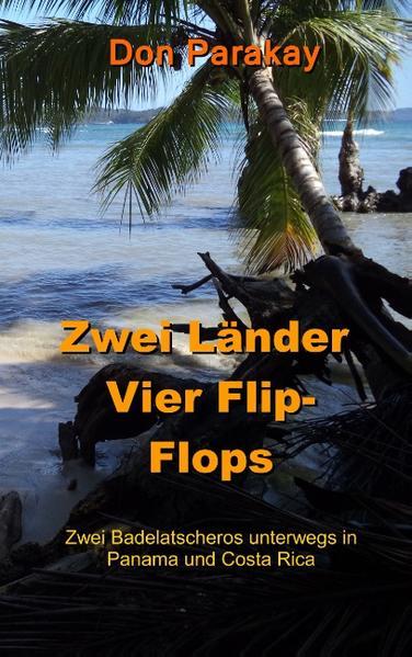 Zwei Länder Vier Flip-Flops - Coverbild
