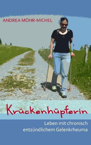 Krückenhüpferin - Coverbild