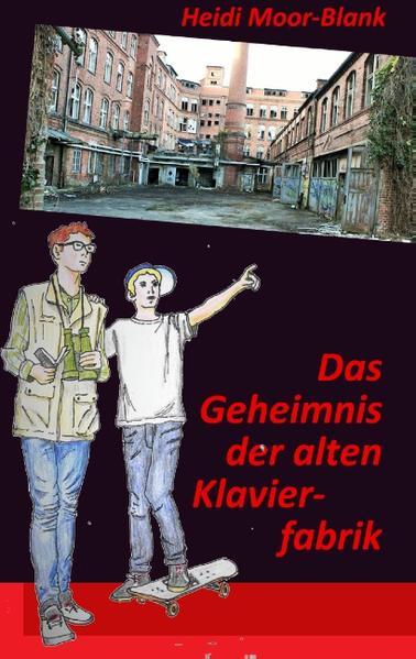 Das Geheimnis der alten Klavierfabrik - Coverbild