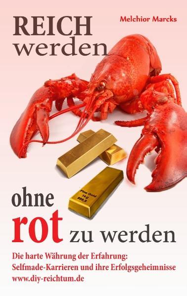 Reich werden, ohne rot zu werden - Coverbild