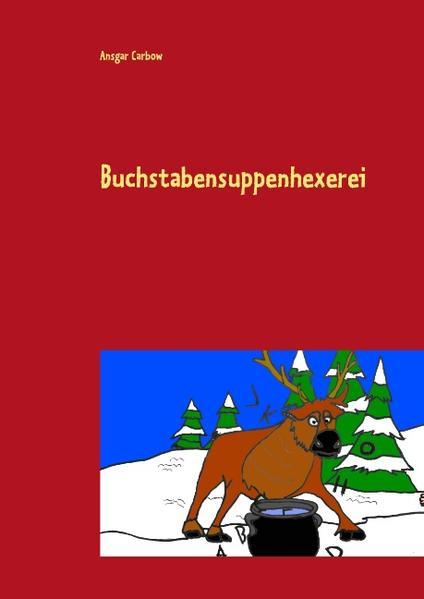 Buchstabensuppenhexerei - Coverbild