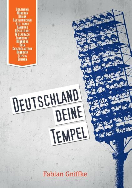 Deutschland Deine Tempel - Coverbild