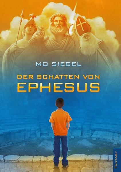 Der Schatten von Ephesus - Coverbild