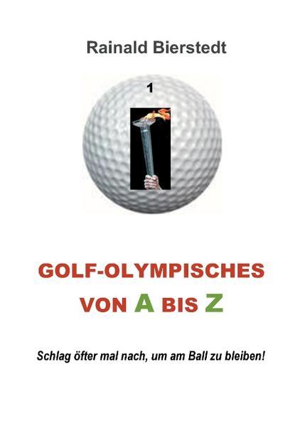 Golf - Olympisches von A bis Z - Coverbild