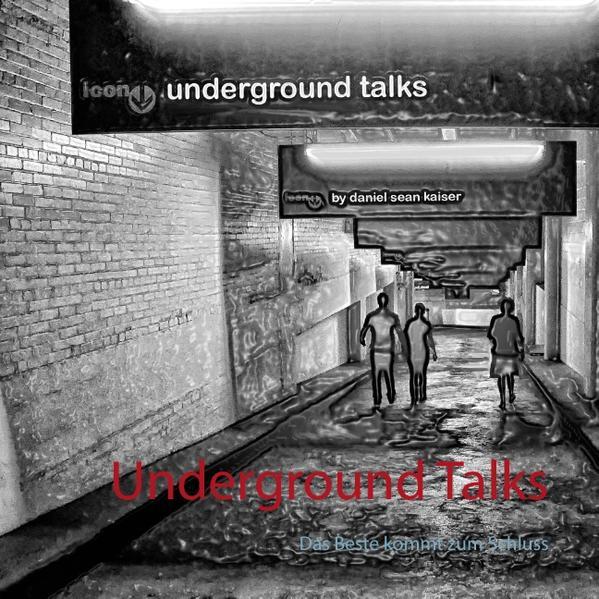 Underground Talks - Coverbild