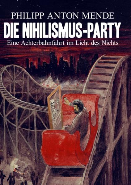 Die Nihilismus-Party - Coverbild