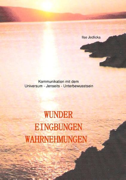 Wunder Eingebungen Wahrnehmungen - Coverbild