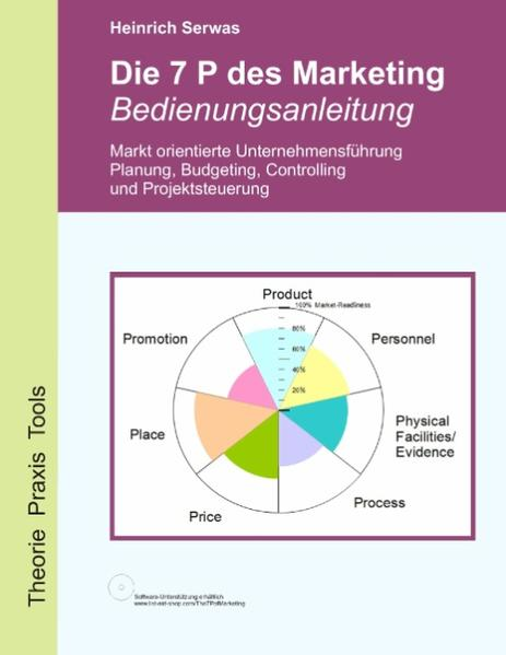 Die 7 P des Marketing - Bedienungsanleitung - Coverbild