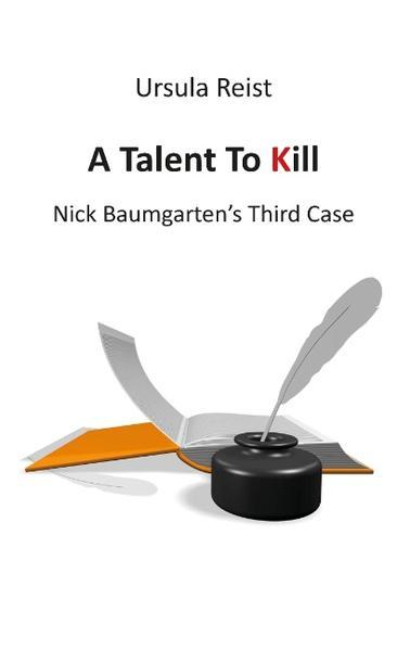 A Talent to Kill - Coverbild