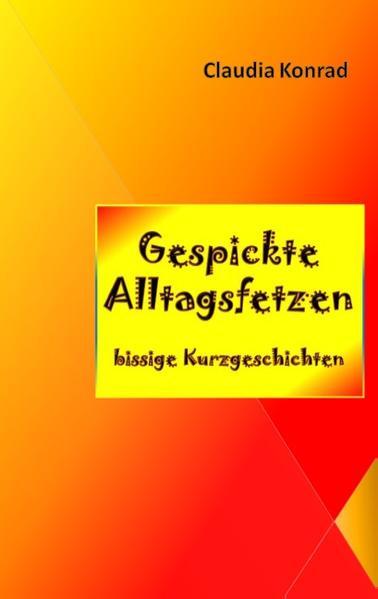 Gespickte Alltagsfetzen - Coverbild