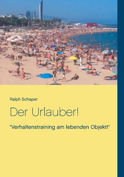 Der Urlauber! - Coverbild