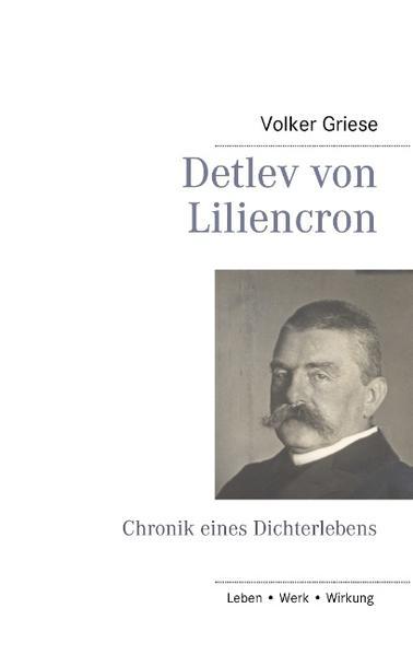 Detlev von Liliencron - Coverbild