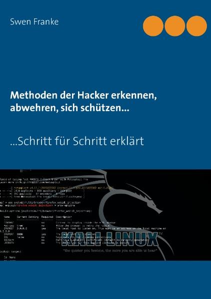 Methoden der Hacker erkennen, abwehren, sich schützen... - Coverbild