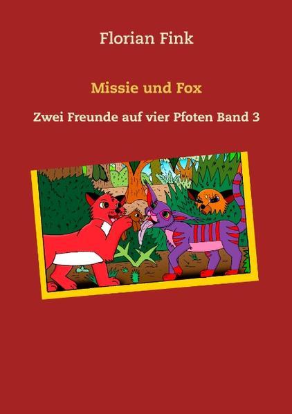 Missie und Fox - Coverbild