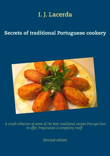 Secrets of traditional Portuguese cookery - Coverbild