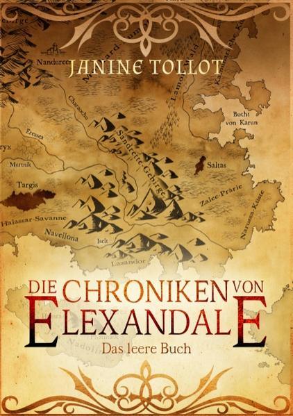 Die Chroniken von Elexandale - Coverbild