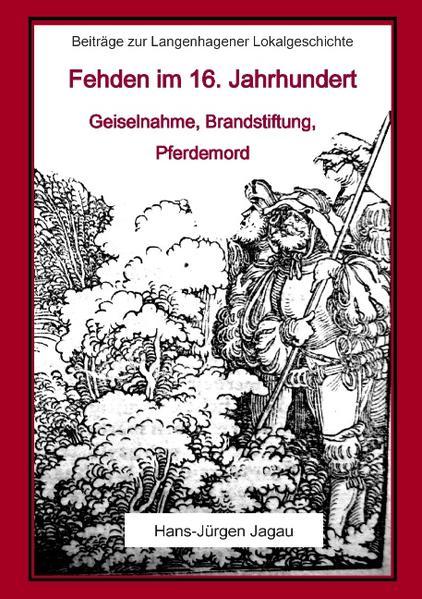 Fehden im 16. Jahrhundert - Coverbild