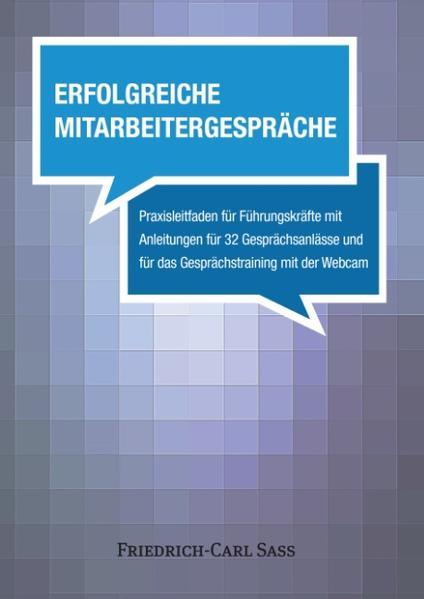 Erfolgreiche Mitarbeitergespräche - Coverbild