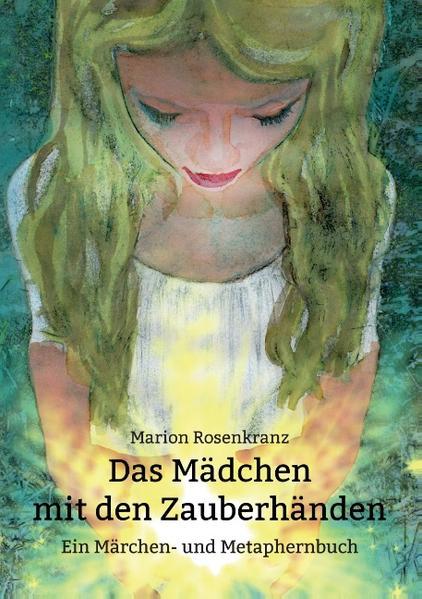 Das Mädchen mit den Zauberhänden - Coverbild