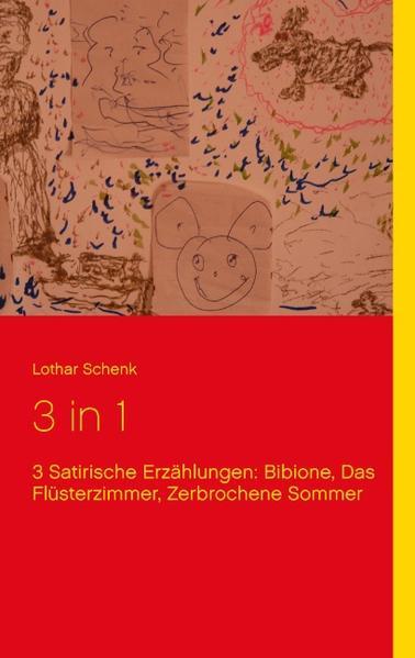 3 in 1: Bibione, Das Flüsterzimmer, Zerbrochene Sommer - Coverbild