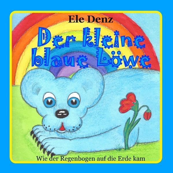 Der kleine blaue Löwe - Coverbild