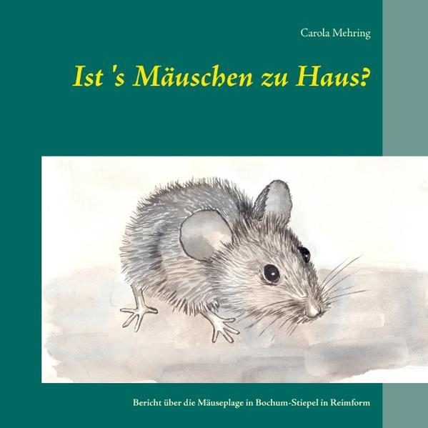Ist's Mäuschen zu Haus? - Coverbild