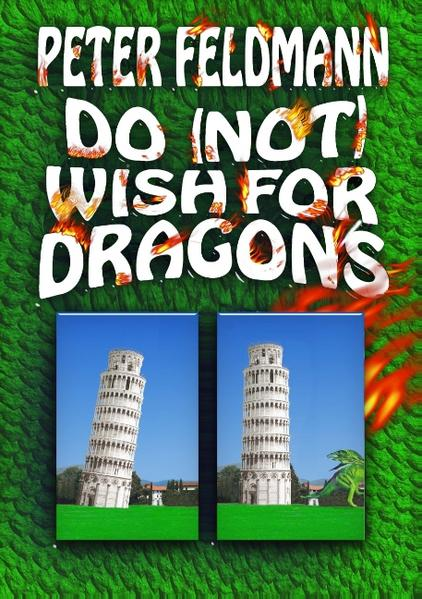 Do (not) Wish For Dragons - Coverbild