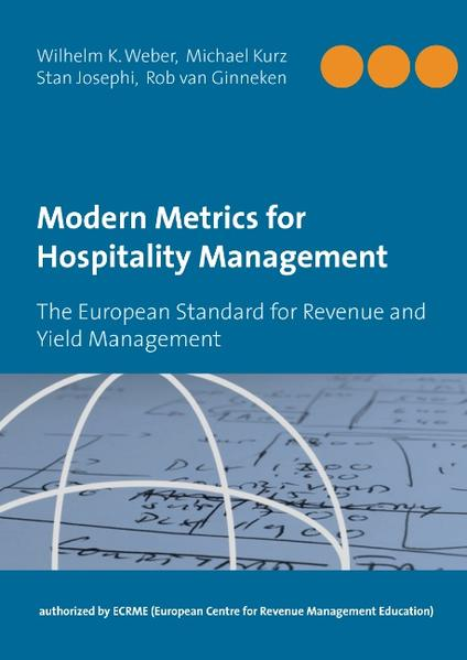 Modern Metrics for Hospitality Management - Coverbild