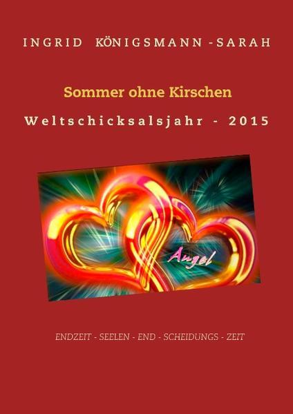 Sommer ohne Kirschen - Coverbild
