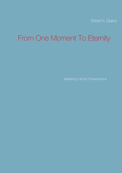 From One Moment To Eternity - Coverbild