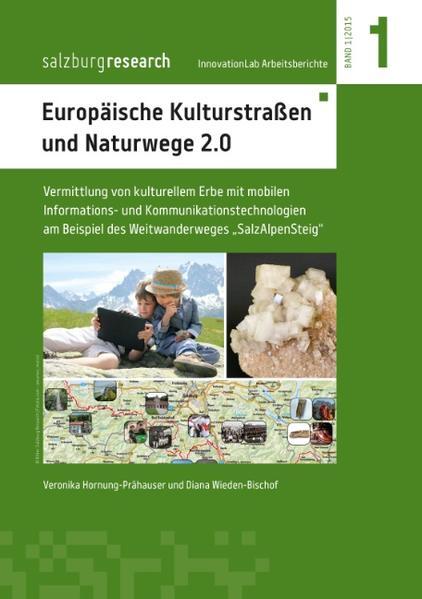 Europäische Kulturstraßen und Naturwege 2.0 - Coverbild