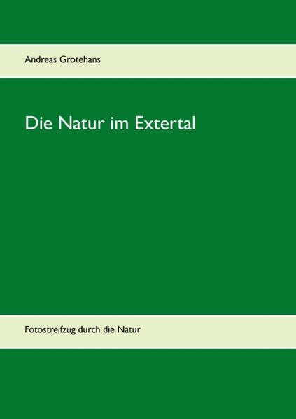 Die Natur im Extertal - Coverbild