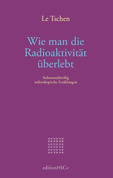 Wie man die Radioaktivität überlebt - Coverbild
