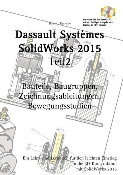 SolidWorks 2015 Teil 2 - Coverbild