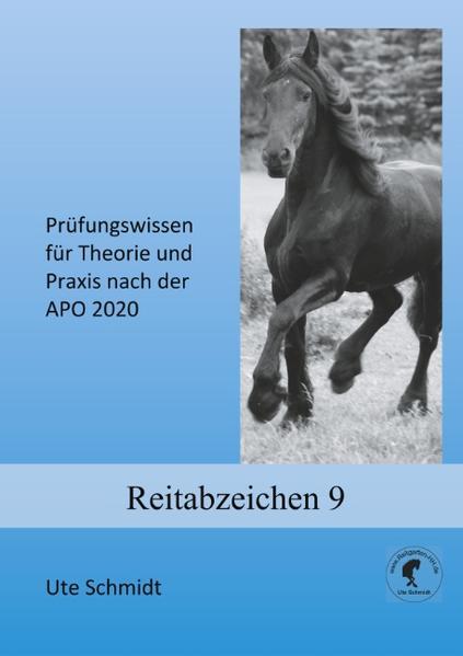 Reitabzeichen 9 - Coverbild