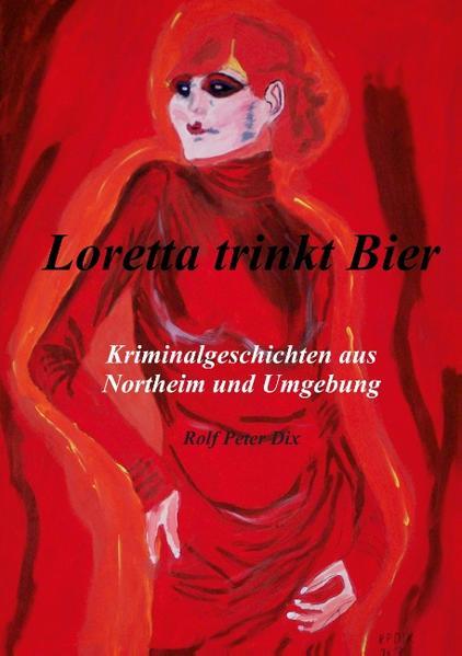 Loretta trinkt Bier - Coverbild